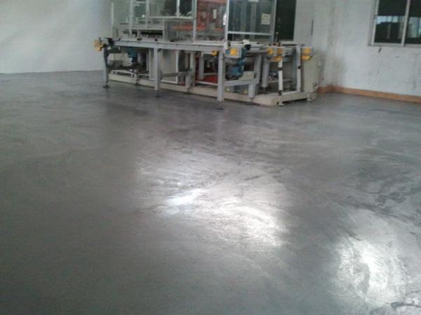 环氧树脂砂浆型地坪(厚膜)